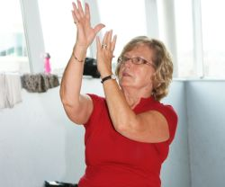 Fridays 11am - 12pm, during school terms. Low impact dance and exercise class aimed at the over 50s.Price: £3 per session