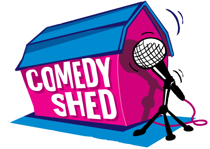 COMEDY SHED JULY 2019 (Acts may be changed from those advertised)