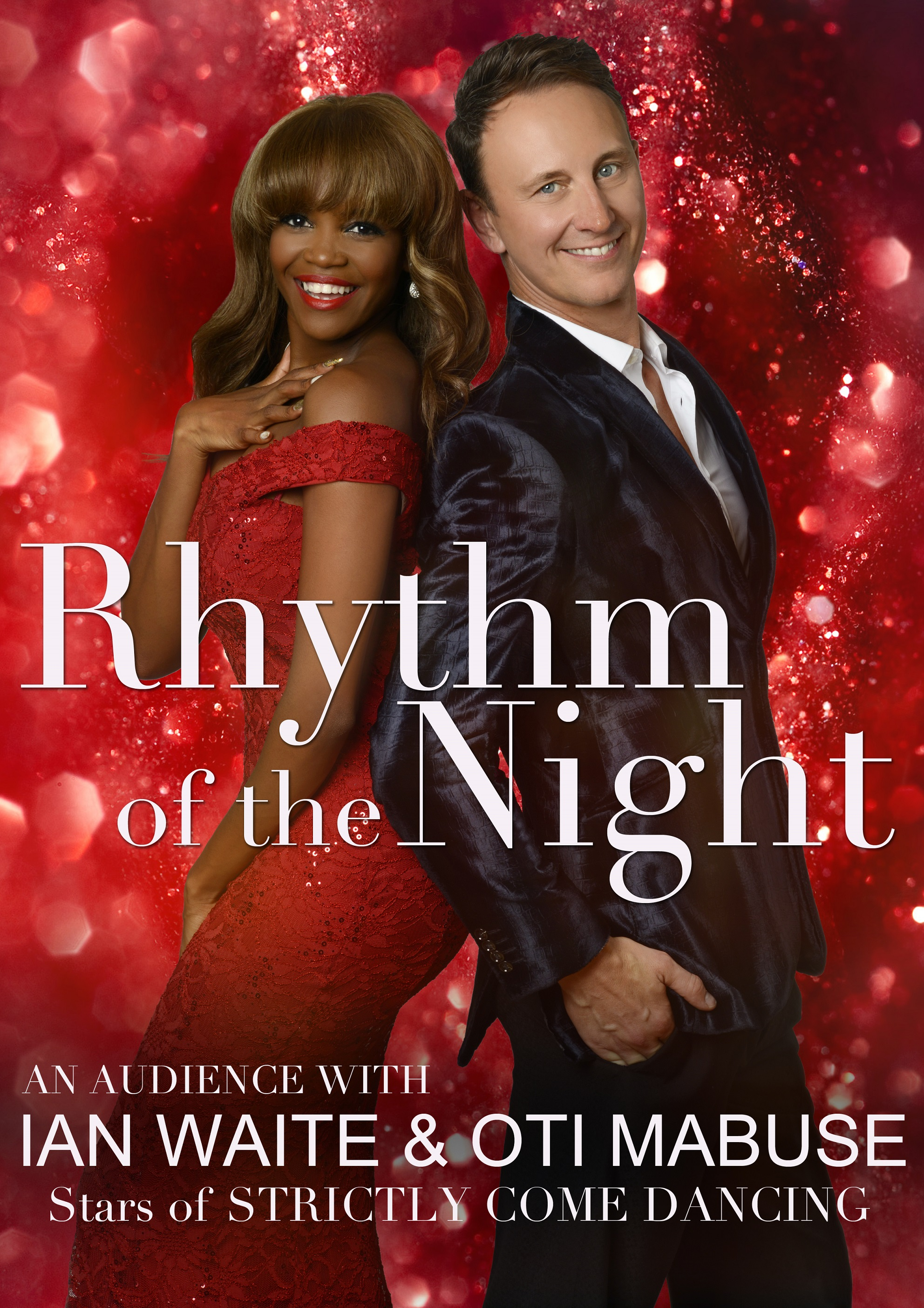 AN AUDIENCE WITH IAN WAITE & OTI MABUSE