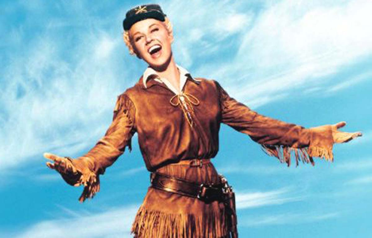 Calamity Jane (U) Sing-A-Long Version