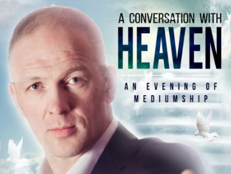 ALUN HAVARD: A Conversation With Heaven