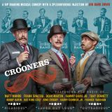 Friday 26 October at 7.30pmTickets - £22.50 This rip roaring comedy musical has been wowing audiences with its witty and exhilarating show full of satirical energy, hilarious one liners, laugh out loud silliness and superb musical numbers.Crooners follows the story of three very British gentlemen who exhume the characteristics of a crooner; suave, self-assured, stylish, as they defend the role of a crooner in our modern world. By the very same nature, it is not always obvious that these characteristics are adopted quite so well by the quintessentially British. Cue a splendiferous injection of British comedy. Tongue firmly in cheek. And an Outrageous injection of Big Band Swing.Featuring the outstanding and uncompromising live, on stage musicianship of the 9-piece band 'The Mini Big Band', these Crooners feature songs from Frank Sinatra, Dean Martin, Sammy Davis Jr, Matt Monro, Nat King Cole and Bobby Darin. Expect some Lady is a Tramp, Come Fly With Me,L.O.V.E, When You're Smiling, Fly Me To The Moon, Beyond The Sea, Mac The Knife any many more…Running Time; 2h20 min (inc interval)