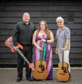 "Saturday 30 March at 7.30pm Tickets - £16, concessions - £13 (Group of 10 or more £10 each) ""Harmonies that leave you breathless"" Bill Kenny DiElle, John Gleadall and Chris Wood are avid music lovers, who crossed paths from very different walks of musical life. The trio play original music and pay homage to acoustic artists from Joni Mitchell to Snow Patrol, who have influenced our current era, with an emphasis on the golden age of pop. Bob Dylan, James Taylor, The Hollies... With acoustic guitars and three-part harmony vocals, this live show is for real music lovers."