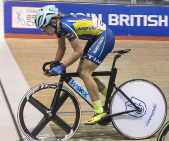 BRITISH CYCLING YOUTH & JUNIOR TRACK CHAMPIONSHIPS
