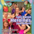 Sunday 15 July at 2pm & 7pmTickets - £10, concessions - £7 Epic Dance students aged between three and twenty-three will take the stage at the Riverfront, Newport on Sunday 15th of July at 2.00pm and 7.00pm for their performances of Epic Dance Heroines (and Heroes!). The diverse programme of dance includes the tales of classic heroine Cinderella, timeless heroine Moana and a team of Guardians who rise together to protect children from the Bogeyman and his Night-Mares.  From Greek Goddesses to Modern Girls, the show is ultimately a celebration of uniqueness and diversity in our own dancers, true Epic Dance Heroines and Heroes, whose stories have just begun, with so much still Unwritten.