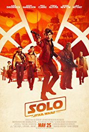 All tickets £3.50 Friday 13 July at 6pmSaturday 14 July at 1pm, 4pm & 7.15pmSunday 15 July at 3pm & 6pmMonday 16 July at 5pmTuesday 17 July at 5pmThursday 19 July at 6pm Young Han Solo finds adventure when he joins a gang of galactic smugglers, including a 196-year-old Wookie named Chewbacca. Indebted to the gangster Dryden Vos, the crew devises a daring plan to travel to the mining planet Kessel to steal a batch of valuable coaxium. In need of a fast ship, Solo meets Lando Calrissian, the suave owner of the perfect vessel for the dangerous mission -- the Millennium Falcon.