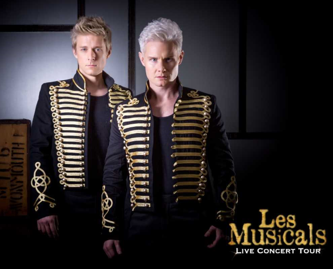 LES MUSICALS 2019 WITH JONATHAN ANSELL & RHYDIAN ROBERTS