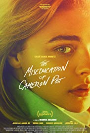Monday 22 October at 7.45pm Wednesday 24 October at 1.30pm & 7.45pm Thursday 25 October at 7.45pm Running time – 91 minutes Director – Desiree AkhavanStarring – Chloë Grace Moretz, John Gallagher Jr., Jennifer EhleIn 1993 after teenage Cameron is caught in the backseat of a car with the prom queen, she is sent away to a treatment centre in a remote area called God's Promise. While she is being subjected to questionable gay conversion therapies, she bonds with some fellow residents as they pretend to go along with the process while waiting to be released.