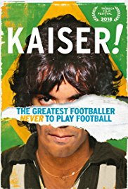 Saturday 20 October at 7.45pm Running time – 97 minutes Director – Louis Myles This is a fascinating documentary from British film-maker Louis Myles about someone who, in the 1980s and 90s, became a legend in the world of Brazilian football. Someone whose pure outrageousness was hiding in plain sight. His rackety career tells you a lot about human nature and people's willingness to be fooled; about a media that saw its job simply as cheerleading; and about the nature of celebrity.