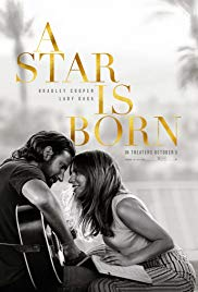 Monday 19 November at 1.30pm & 7.45pm Tuesday 20 November at 1.30pm & 7.45pm Wednesday 21 November at 7.45pm Running time – 135 minutes Director – Bradley CooperStarring – Bradley Cooper, Lady Gaga, Sam Elliott Seasoned musician Jackson Maine discovers -- and falls in love with -- struggling artist Ally. She has just about given up on her dream to make it big as a singer until Jackson coaxes her into the spotlight. But even as Ally's career takes off, the personal side of their relationship is breaking down, as Jackson fights an ongoing battle with his own internal demons.