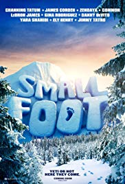 Saturday 1 December at 11am, 1.30pm, 4pm & 6pmAll tickets £396 minutesDirector – Karey Kirkpatrick, Jason ReisigStarring – Channing Tatum, James Corden, ZendayaMigo is a friendly Yeti whose world gets turned upside down when he discovers something that he didn't know existed -- a human. He soon faces banishment from his snowy home when the rest of the villagers refuse to believe his fantastic tale. Hoping to prove them wrong, Migo embarks on an epic journey to find the mysterious creature that can put him back in good graces with his simple community.