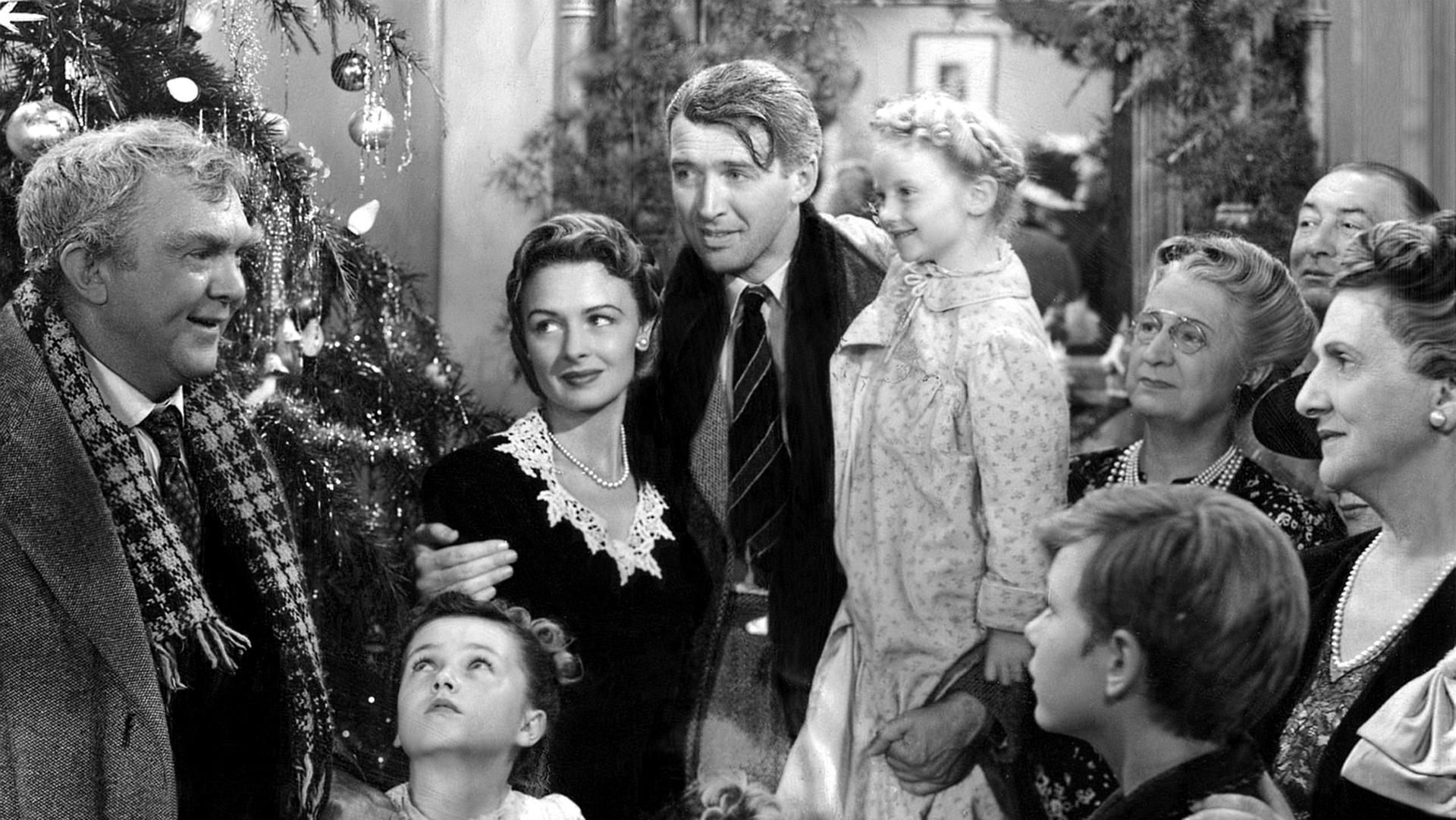 It's A Wonderful Life (U) 130 mins