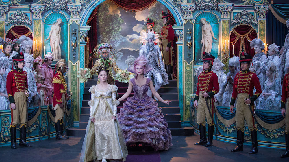 Disney's The Nutcracker and The Four Realms (PG)