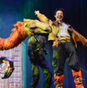 A Dino-Mite adventure direct from the West End!Tuesday 23 April at 1pm & 3.30pmWednesday 24 April at 11am & 2pmTickets - £14, groups of 10+ - £8.50Dare to experience the dangers and delights of Dinosaur World Live in this roarsome interactive show for all the family. Grab your compass and join our intrepid explorer across unchartered territories to discover a pre-historic world of astonishing (and remarkably life-like) dinosaurs. Meet a host of impressive creatures, including every child's favourite flesh-eating giant, the Tyrannosaurus Rex, a Triceratops, Giraffatitan, Microraptor and Segnosaurus! A special meet and greet after the show offers all our brave explorers the chance to make a new dinosaur friend. Don't miss this entertaining and mind-expanding jurassic adventure, live on stage. Book now before tickets become extinct! ★★★★★ 'Great fun. Highly recommended for all ages' What's Good To Do ★★★★ 'A spectacular interactive show!'OK! Magazine ★★★★ 'The perfect family show. Educational and entertaining' The Reviews Hub Age guidance: 3+ Running Time: 50 mins + 15 min post show meet & greet with the Dinosaurs