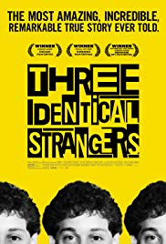 Monday 21 January at 7.45pmTuesday 22 January at 7.45pmWednesday 23 January at 1.30pm & 7.45pm96 minutesDirector – Tim WardleThe most amazing, incredible, remarkable true story ever told…Three strangers are reunited by astonishing coincidence after being born identical triplets, separated at birth, and adopted by three different families. Their jaw-droppi... ng, feel-good story instantly becomes a global sensation complete with fame and celebrity, however, the fairy-tale reunion sets in motion a series of events that unearth an unimaginable secret - a secret with radical repercussions for us all.