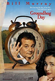 Saturday 2 February at 2.30pm & 6.30pmTickets - £4Director: Harold RamisJoin us as we celebrate Groundhog Day at The Riverfront, where we are screening Bill Murray's 1992 cerebral comedy.A cynical TV weatherman finds himself reliving the same day over and over again when he goes on location to the small town of Punxsutawney to film a report about their annual Groundhog Day. His predicament drives him to distraction, until he sees a way of turning the situation to his advantage.