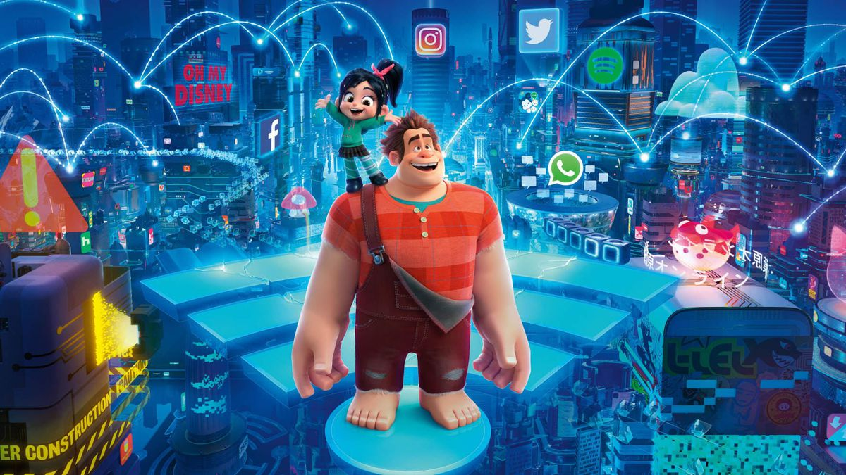 Ralph Breaks The Internet (PG)