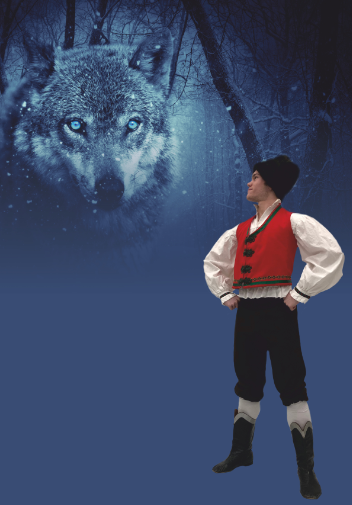 The Allegrodance Touring Company: PETER AND THE WOLF