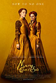 Monday 11 March at 7.45pmWednesday 13 March at 3.30pm & 7.45pmRunning time: 124 minutesDirector – Josie RourkeStarring – Saoirse Ronan, Margot Robbie, Jack LowdenMary Queen of Scots explores the turbulent life of the charismatic Mary Stuart. Queen of France at 16 and widowed at 18, Mary defies pressure to remarry. Instead, she returns to her native Scotland to reclaim her rightful throne. But Scotland and England fall under the rule of the compelling Elizabeth I. Each young Queen beholds her 'sister' in fear and fascination. Rivals in power and in love, and female regents in a masculine world, the two must decide how to play the game of marriage versus independence. Determined to rule as much more than a figurehead, Mary asserts her claim to the English throne, threatening Elizabeth's sovereignty. Betrayal, rebellion, and conspiracies within each court imperil both thrones - and change the course of history.