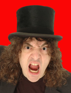 Wednesday 8 May at 7.30pmTickets - £20Jerry Sadowitz, Britain's FAVOURITE COMEDIAN, is back! Yes, the man with no visible demograph returns to make you laugh while simultaneously parting you of hard earned cash! Affectionately known as 'miserable c**t' to his imaginary friends, Sadowitz is the only comic hardly working  today who campaigns against human rights. His television appearances include 'Love Island', 'Hard Talk' 'Michty Me!'(still in production) and 'Loose Stools'. He now suffers from Alzheimer's disease and has to watch Netflix comedy specials so he can remember his own material.