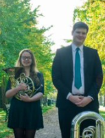 Wednesday 5 June at 2pmTickets - £6Blackweir BrassConsistingof 5 young, but experienced musicians from the Royal Welsh College of Music and Drama, Blackweir Brass was established in early 2016.  They draw influence from many sources, and their varied backgrounds in performance. Some hail from areas with strong brass band tradition, the rest have spent time playing with wind bands, symphony orchestras and even in pit bands for musicals. Also taking inspiration from famous brass ensembles like that of Philip Jones, Septura Brass and Canadian Brass, Blackweir Brass aim to bring a mixture of styles totheir playing. As a result, their repertoire covers everything from Baroque to Contemporary, with some interesting deviations in between!