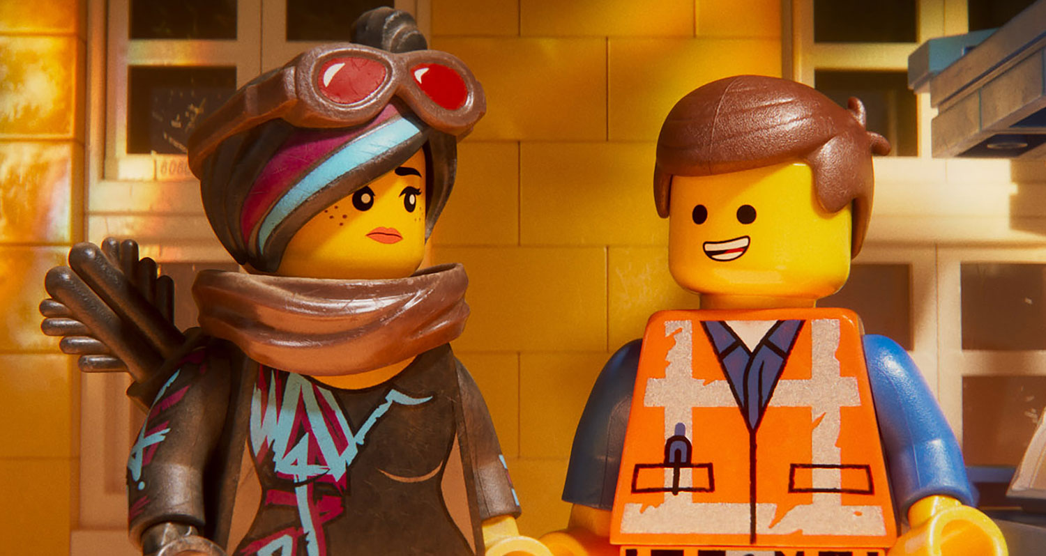 The Lego Movie 2: The Second Part (U)