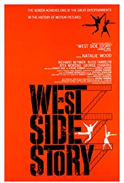 Friday 5 April at 1.30pm & 6pmSaturday 6 April at 3pmAll tickets - £4Running time – 151 minutesWest Side Story (1961) is an energetic, widely-acclaimed, melodramatic musical - a modern-day, loose re-telling of Shakespeare's Romeo and Juliet tragedy of feuding families, although the setting is the Upper West Side of New York City in thelate 1950s with conflict between rival street gangs the Sharks and the Jets. West Side Story is still one of the best film adaptations of a musical ever created, don't miss your chance to see it on The Riverfront's big screen.