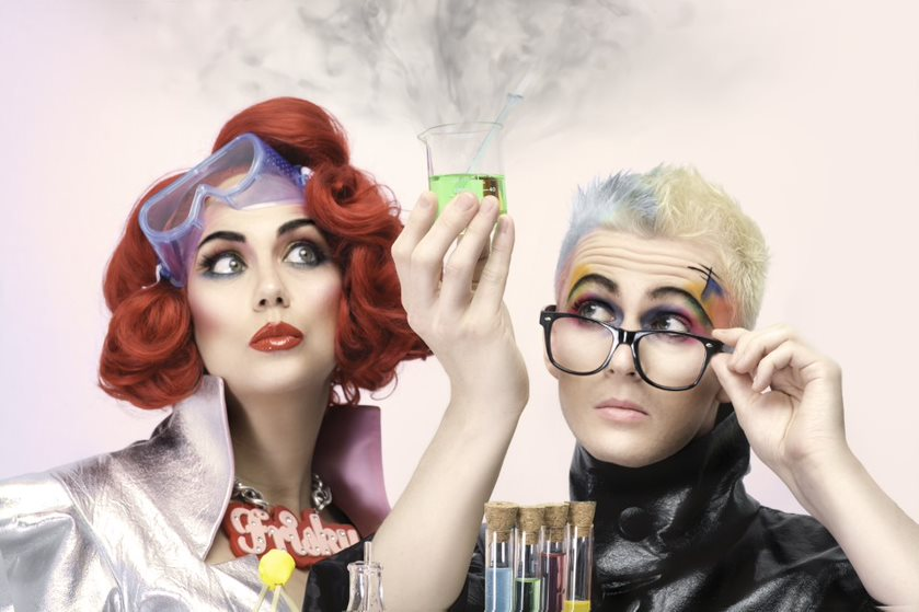 FRISKY & MANNISH POP LAB - Edinburgh Preview (Ages 16+)