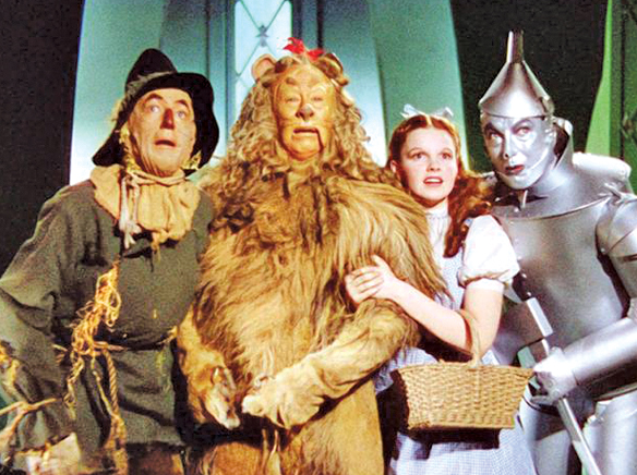 The Wizard of Oz (U) 80th Anniversary Screening