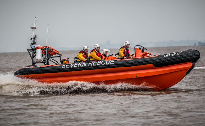 SEVERN AREA RESCUE ASSOCIATION Lifeboat Open Day