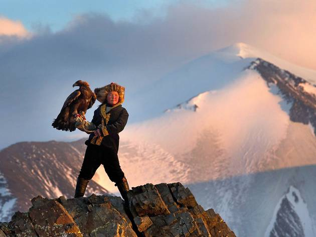 Women's Film Club: The Eagle Huntress (U) Doors 10am