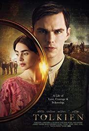 "Monday 24 June at 7.45pm Tuesday 25 June at 7.45pmWednesday 26 June at 1.30pm & 7.45pmRunning time: 112 minutesDirector – Dome KarukoskiStarring – Nicholas Hoult, Lily Collins, Colm MeaneyAs a young student, J.R.R. Tolkien finds love, friendship and artistic inspiration among a group of fellow outcasts. Their brotherhood soon strengthens as Tolkien weathers the storm of a tumultuous courtship with Edith Bratt and the outbreak of World War I. These early life experiences later inspire the budding author to write the classic fantasy novels ""The Hobbit"" and ""The Lord of the Rings."""