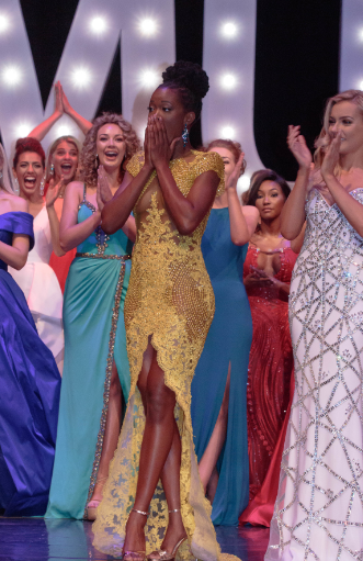 MISS UNIVERSE GB 2019 (doors open at 7pm)