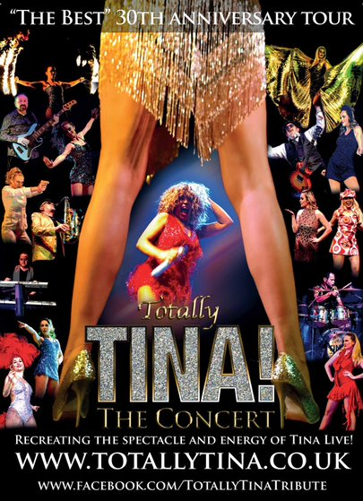 Saturday 29 February at 7.30pmTickets - £24, concessions - £22The UK's official No 1 Tina Turner tribute! Award-winning Justine Riddoch and her castrecreate the spectacle and energy of Tina Turner live – Jumping Jack Flash, Proud Mary, Nutbush City Limits, Private Dancer and everyone's favourite, Simply the Best released 30 years ago this year. Pure musical genius, dazzling costumes, high energy dance, plenty of humour – a great night out guaranteed.