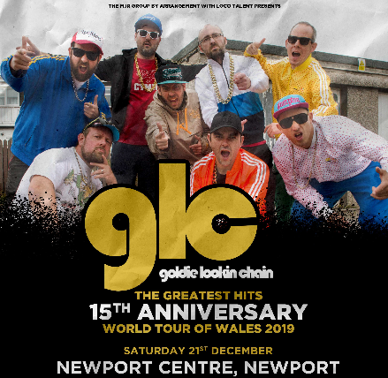 GOLDIE LOOKIN CHAIN The Greatest Hits, Doors 7pm (Ages 14+)