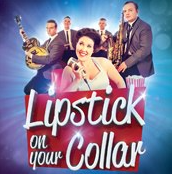 Saturday 15 February at 7.30pmTickets - £22As seen in London's West End Lipstick On Your Collar is back with its brand new show for 2019! Step back in time to the golden era of music where the jukebox roared and feet didn't touch the floor. Get your dancing shoes at the ready, grab yourself a milkshake and relax - you are in for an evening of back to back hits from the 1950s and 60s! From the birth of Rock n Roll through to the Beat Group sounds of the British Invasion and beyond, the show is packed with over forty hits from the likes of Connie Francis, Brenda Lee, Buddy Holly, Chuck Berry, The Beatles, The Ronettes, Cliff Richard, Cilla Black and many more. Performed by a full live band, featuring some of the country's top musicians, this incredible show features excellent vocals, tight harmonies and an infectious sense of fun.