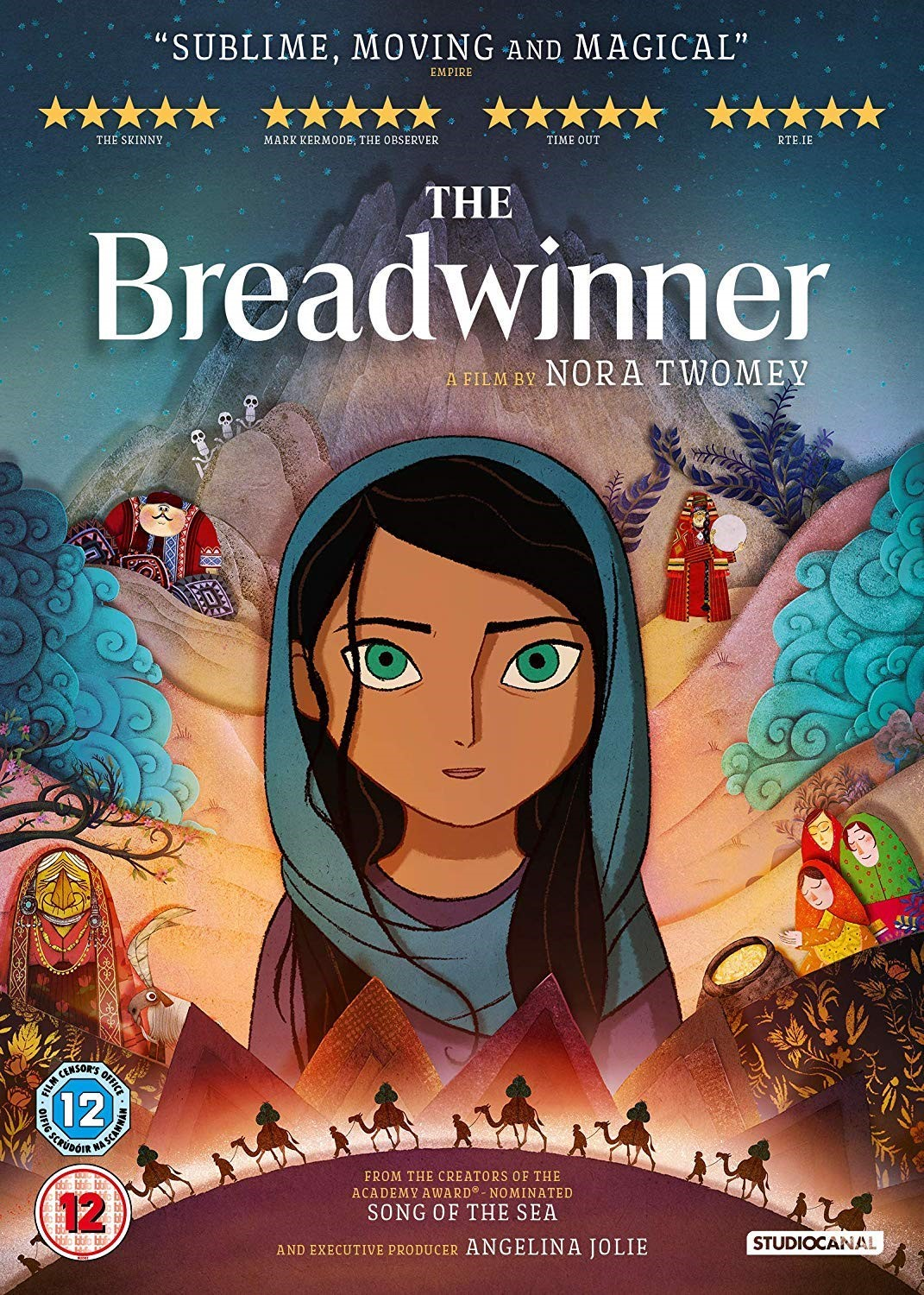 Join the WOW Women's Film Club family screening of The Breadwinner this August - with added cake! Please note that this film is rated a 12A.  Films rated 12A are suitable for children aged 12 and over. However, people younger than 12 may see a 12A so long as they are accompanied by an adult. In such circumstances, responsibility for allowing a child under 12 to view lies with the accompanying adult. The event will start at 10:00 and will finish at 13:00 Parvana is an11-year-old girl who lives under Taliban rule in Afghanistan in 2001. After the wrongful arrest of her father, Parvana cuts off her hair and dresses like a boy to support her family. Working alongside a friend, she soon discovers a new world of freedom and danger. Drawing strength from the fantastical stories she invents, Parvana embarks on an epic quest to find her father and reunite her family. Runtime: 1 hour 34 minutes