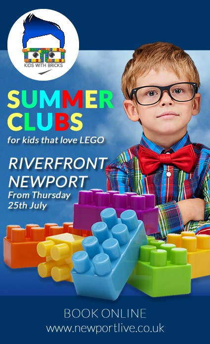 Kids With Bricks - Lego Club (Ages 5-10)