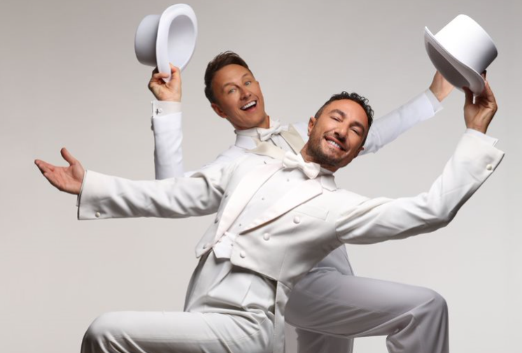 IAN WAITE & VINCENT SIMONE - ACT 2 *CANCELLED*