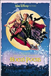 Thursday 31 October at 11am & 1.30pmTickets - £3Running time: 96 minutesDirector – Kenny OrtegaStarring – Bette Midler, Sarah Jessica Parker, Kathy NajimyI put a spell on youBecause you're mine!Spooky screenings of a firm Halloween favourite, we would love to see you in fancy dress – especially as your favourite Sanderson sister!After moving to Salem, Mass., teenager Max Dennison (Omri Katz) explores an abandoned house with his sister Dani (Thora Birch) and their new friend, Allison (Vinessa Shaw). After dismissing a story Allison tells as superstitious, Max accidentally frees a coven of evil witches (Bette Midler, Sarah Jessica Parker, Kathy Najimy) who used to live in the house. Now, with the help of a magical cat, the kids must steal the witches' book of spells to stop them from becoming immortal.