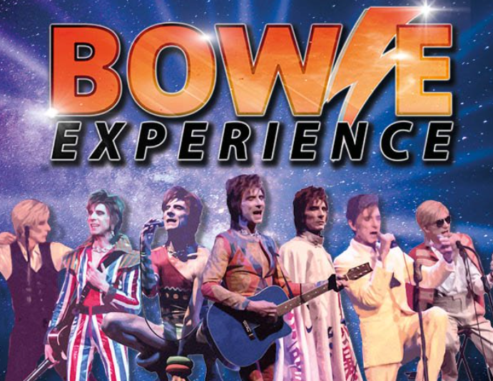 BOWIE EXPERIENCE **This show has been rescheduled to Feb 2021**