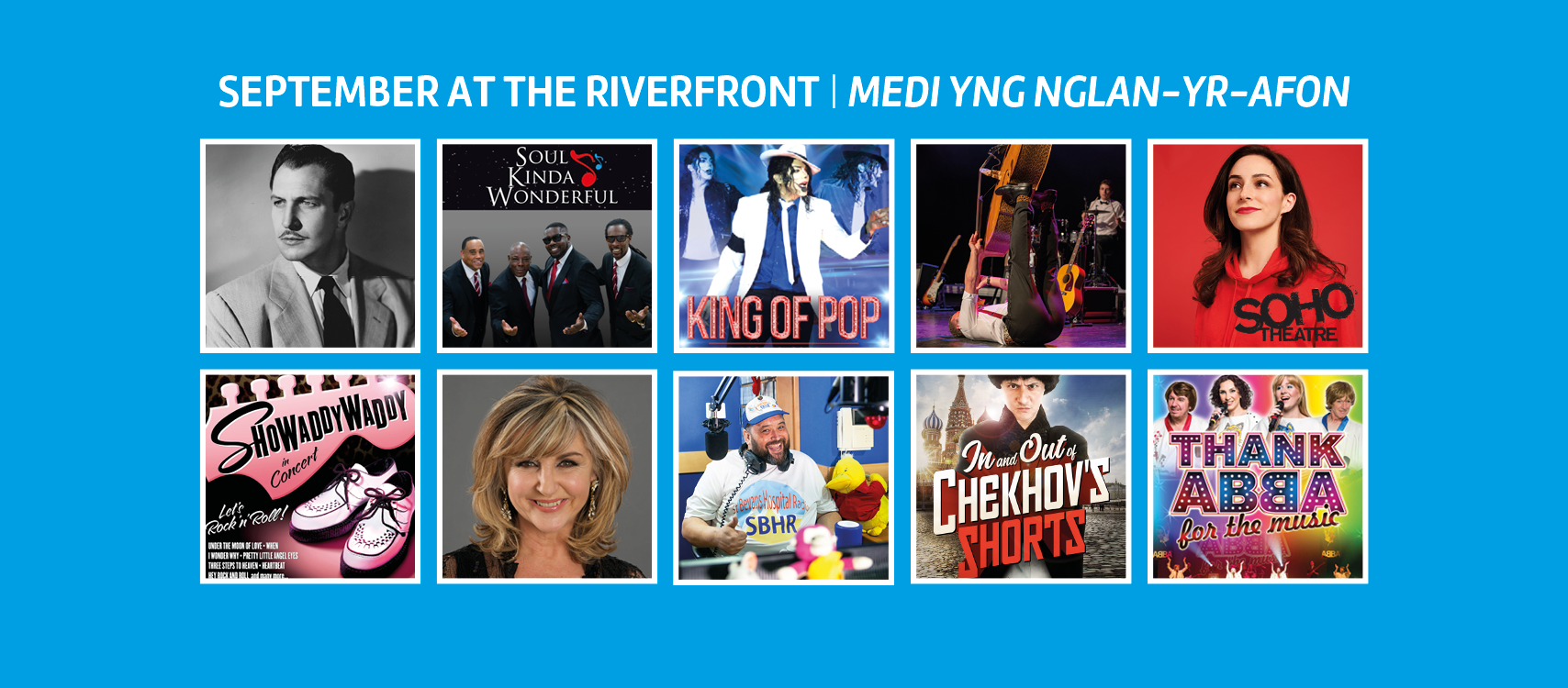 Recommended show list: The Riverfront Newport