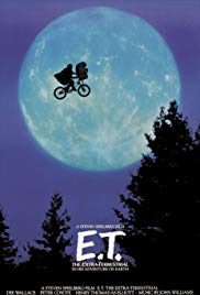 Sunday 20 October at 3pmTickets - £4Running time: 115 minutesDirector – Steven SpielbergStarring – Henry Thomas, Dee Wallace, Drew BarrymoreI'll believe in you all my life, every day. E.T... I love you.This film makes your heart glad. It is filled with innocence, hope, and good cheer. It is also wickedly funny and exciting. E.T. The Extra-Terrestrial is a movie like The Wizard of Oz that you can grow up with and grow old with, and it won't let you down. It tells a story about friendship and love. It's about a relationship between a little boy and a creature from outer space that becomes his best friend. It works as science fiction, it's sometimes as scary as a monster movie, and at the end, when the lights go up, there's not a dry eye in the house.