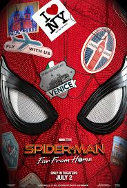 All tickets £3Saturday 7 September at 11am, 2pm & 5pm Running time – 129 minutesPeter Parker returns in Spider-Man: Far From Home, the next chapter of the Spider-Man: Homecoming series! Our friendly neighbourhood Super Hero decides to join his best friends Ned, MJ, and the rest of the gang on a European vacation. However, Peter's plan to leave super heroics behind for a few weeks are quickly scrapped when he begrudgingly agrees to help Nick Fury uncover the mystery of several elemental creature attacks, creating havoc across the continent! Following the events of Avengers: Endgame, Spider-Man must step up to take on new threats in a world that has changed forever.