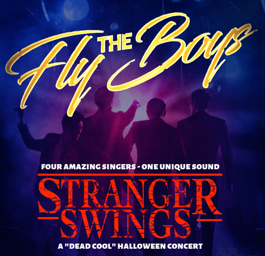 THE FLYBOYS - STRANGER SWINGS