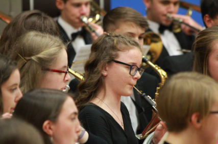 GWENT YOUTH WIND ORCHESTRA IN CONCERT