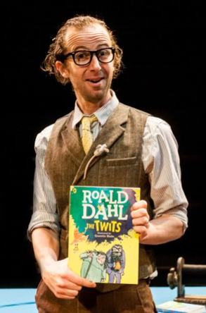 Wednesday 8 April at 11.30am & 2.30pmTickets - £8A family show inspired by the works of Roald Dahl All around the world Roald Dahl's words are disappearing, not only from books but children's minds too!  Now only an organisation known as the ancient guild of tale tenders can save the stories - and they need your help. Roald Dahl and the Imagination Seekers is a theatrical and interactive experience, especially made for all the family to enjoy. It's a thrilling story delivered through performance, games and creative play that explores Roald Dahl's extraordinary stories, including Charlie and the Chocolate Factory, The BFG and The Twits along the way. Get Lost and Found have been specially commissioned by Puffin Books to create a new interactive Children's Theatre show Based on the works of the worlds number one  story teller Roald Dahl. This production is the only interactive show licensed by the Roald Dahl literary estate to tour.