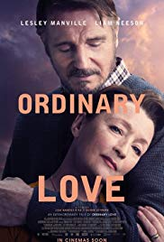 Tuesday 4 February at 7.45pm Wednesday 5 February at 4pm & 7.45pmRunning time: 94 minutesDirector – Lisa Barros D'Sa and Glenn LeyburnStarring – Liam Neeson, Lesley Manville'Ordinary Love' is a moving ode to the power of lovein the face of life-changing news. Married couple Joan and Tom have been together for many years, with a daily routine and easy familiarity to their interactions that evokes intense tenderness and mild frustration in equal measure. Mapped out across their household interactions and daily habits, their life seems mundanely content, until Joan receives her breast cancer diagnosis. Across the course of her treatment, the couple share new challenges, as Joan battles with her own glass-half-empty perspective on her illness and they both face a collective search for the humour and endurance to help her survive.