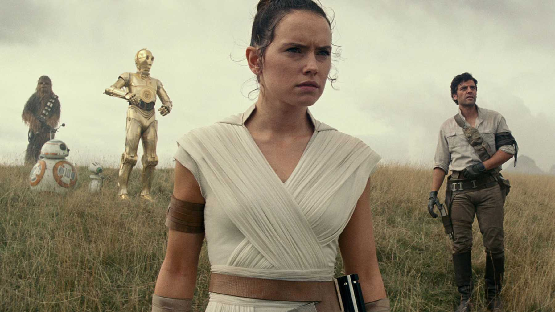 Star Wars: The Rise of Skywalker (12A)