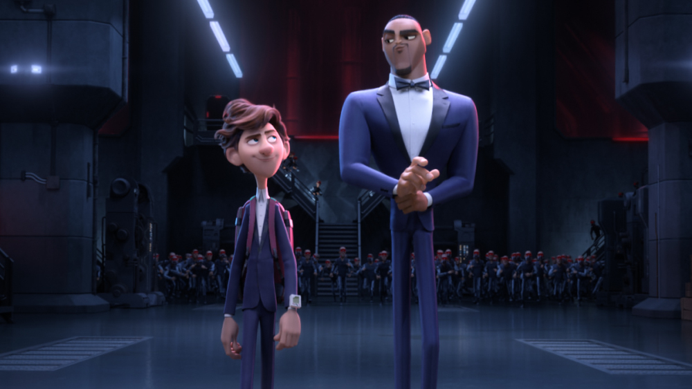Spies in Disguise (PG)